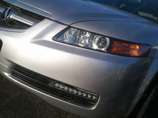 Similiar Acura MDX LED Fog Lights For Running Keywords - Acura mdx led fog lights