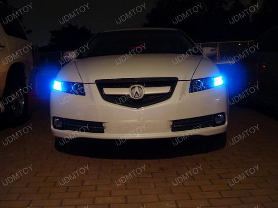 2pcs LED Headlight Hi//Lo Beam Kit Ice Blue Bulbs 8000K Fit Acura TL 1999-2001
