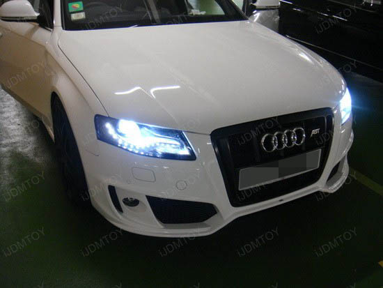xenon bulbs for audi a5 ijdmtoy blog for automotive lighting. Black Bedroom Furniture Sets. Home Design Ideas