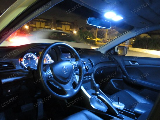 Acura Tsx Custom Led Interior Lights Ijdmtoy Blog For Automotive Lighting