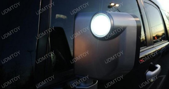 Toyota FJ Cruiser LED Mirror Lights