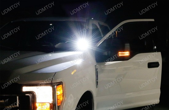 Chevy GMC Pillar LED Light