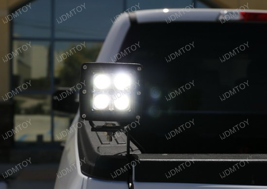 Ford F150 Trunk Top LED Light