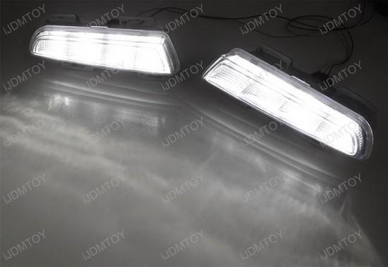 Smart OEM Fit LED Daytime Running Lamps