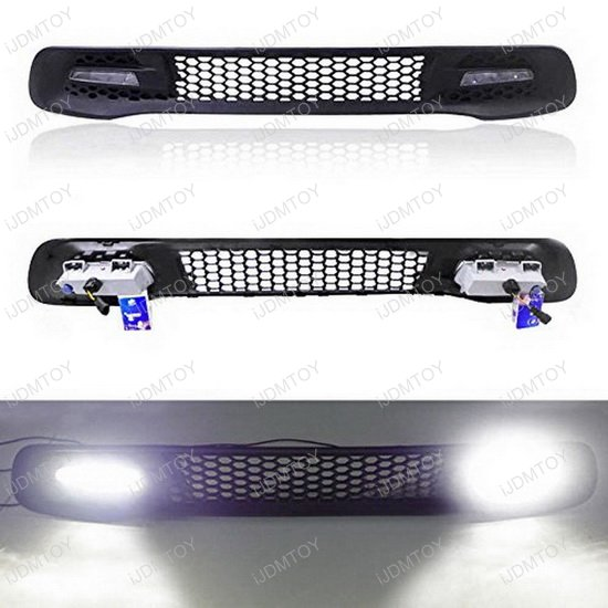Smart Fortwo LED DRL Kit