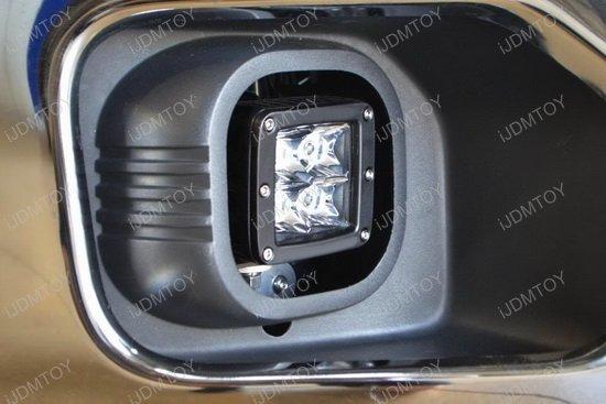 Ford F250 F350 F450 Super Duty Fog Lamps Combo