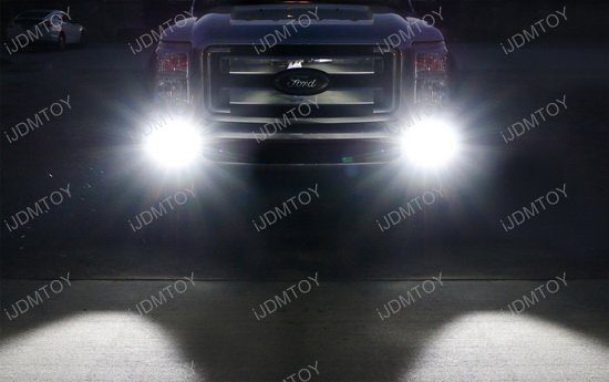 Ford F250 F350 F450 Super Duty Fog Lights