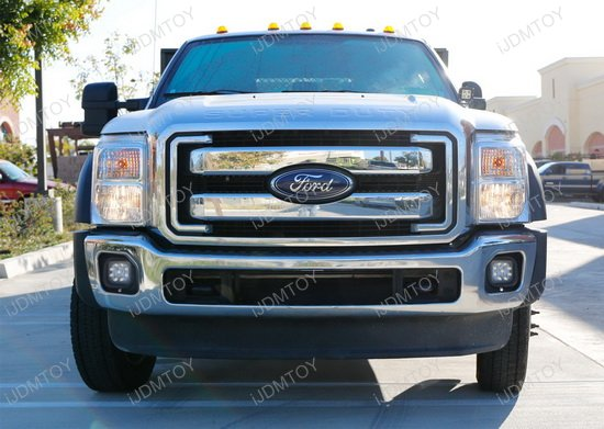 Ford F250 27W LED Fog Light