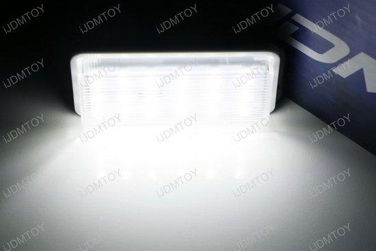 Toyota Lexus LED License Plate Lights