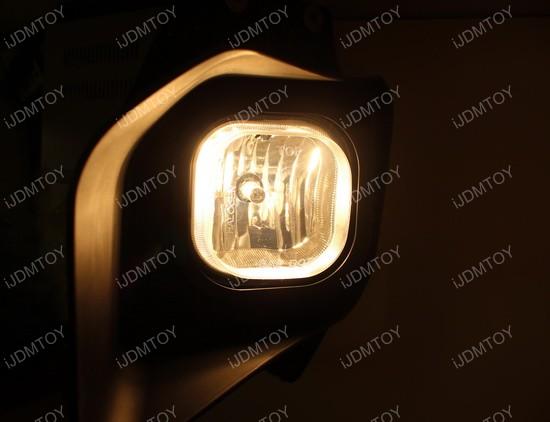 Ford F250 F350 F450 Super Duty Fog Lamps