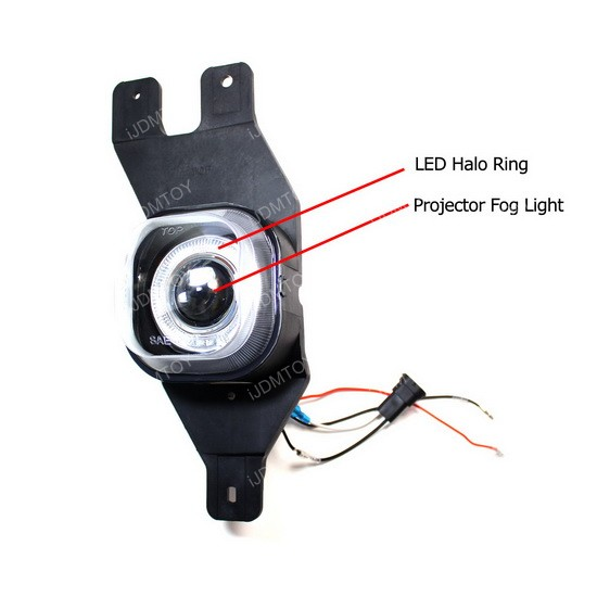 halo projection fog light wire harness   38 wiring diagram