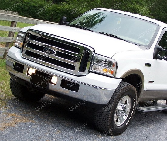Ford F250 F350 F450 Super Duty Fog Lamps