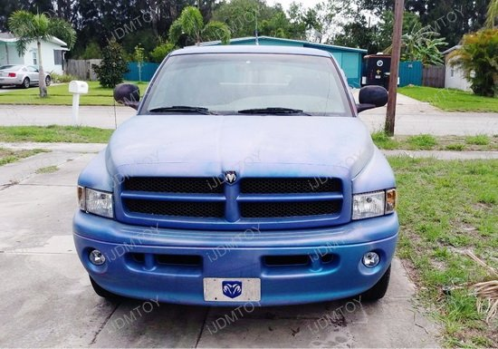 Dodge RAM Sport Fog Light