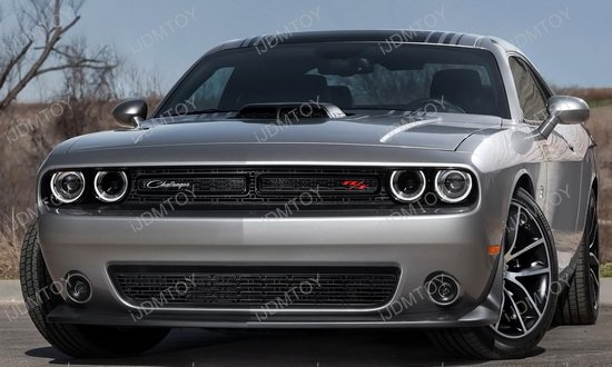 Dodge Challenger OEM Fog Light