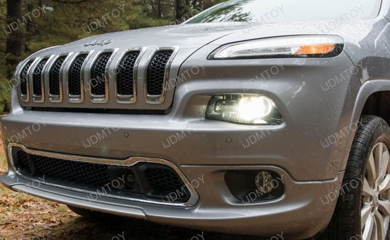Clear Lens Fog Lights W   Covers  Wirings For 2014
