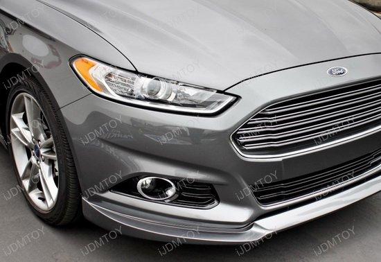 2013 2016 Ford Fusion Aftermarket Fog Lights Foglamp Kit