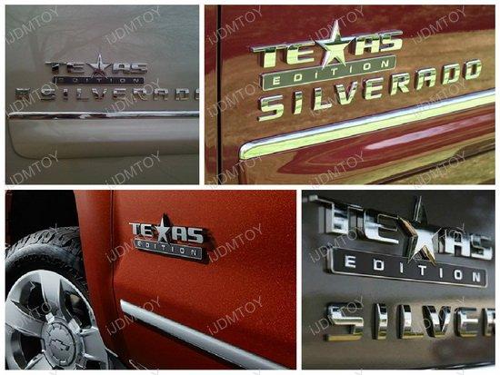 Texas Edition Emblem