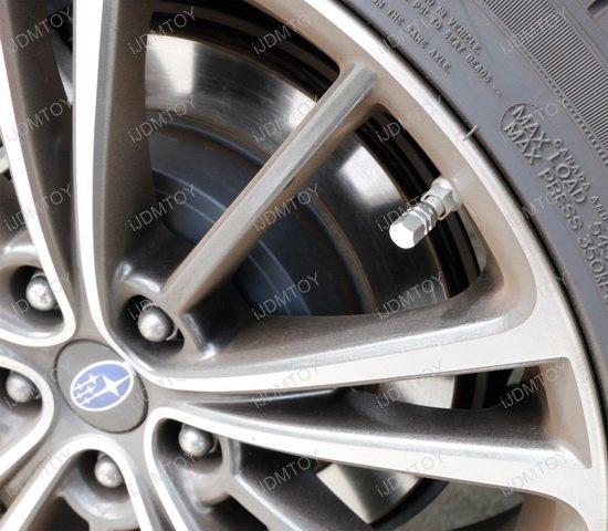 Aluminum Tire Air Valve