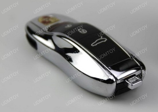 Porsche Painted Plastic Key Holder