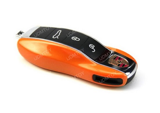 Porsche Painted Plastic Key Holder