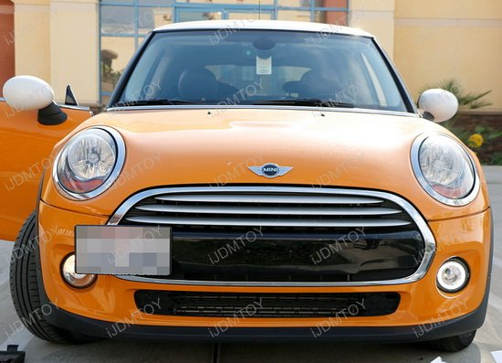 MINI Cooper Tow Hole License Plate Relocator & F30 F32 F10 G30 G31 3 4 5 Series X1 Tow Hook License Plate Mount
