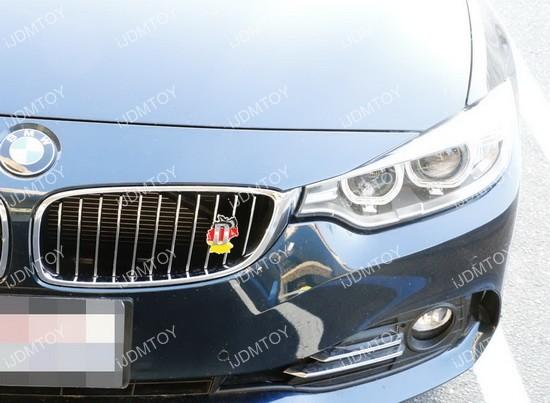 Germany Alluminum Badge