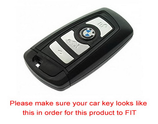 3D Leather Key Holder For BMW