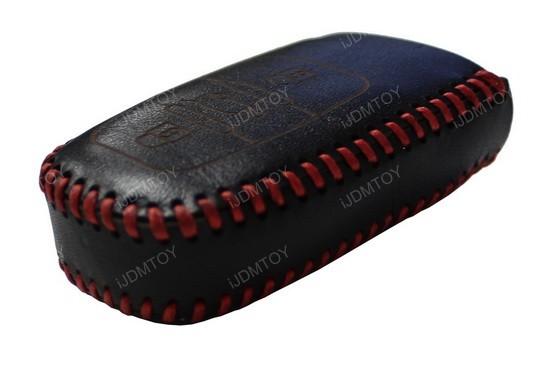 3D Leather Key Holder For Audi