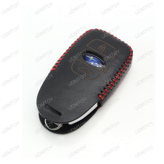 Subaru Leather Key Holder