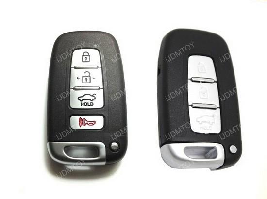 Smart Key Fob Shell Holder For Hyundai or Kia