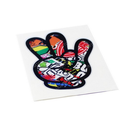 JDM Colorful Decal
