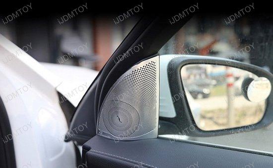 Mercedes GLC-Class Speaker Ring Cover