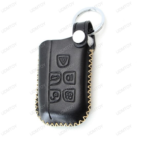 Range Rover Leather Key Holder