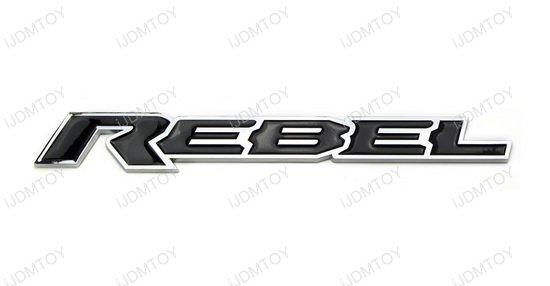 Dodge Rebel Letter