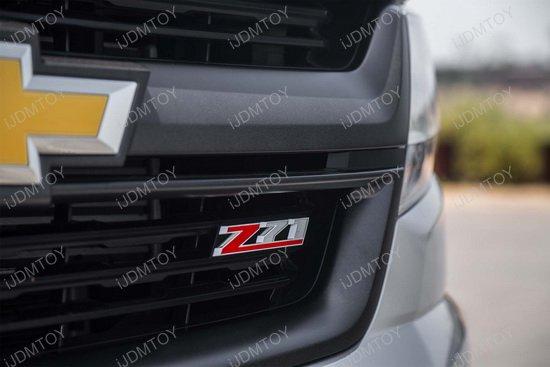 Chevy Z71 Emblem