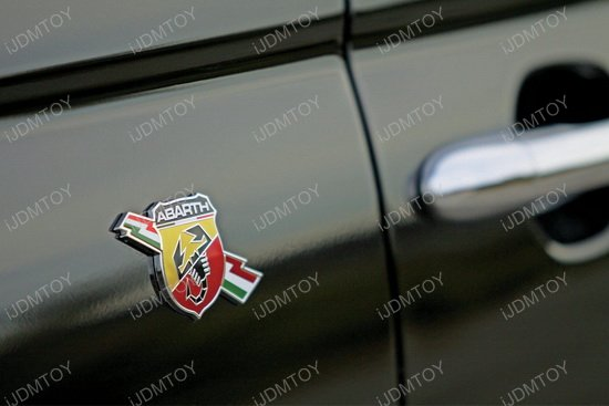 Fiat Abarth Badge