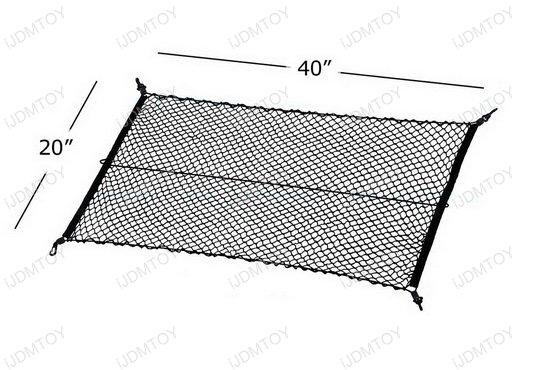 Nylon Car Trunk Net
