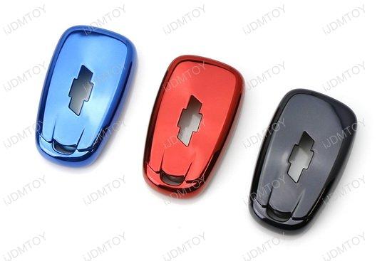 Chevy Camaro Cruze Spark Volt Malibu Bolt Tpu Key Fob