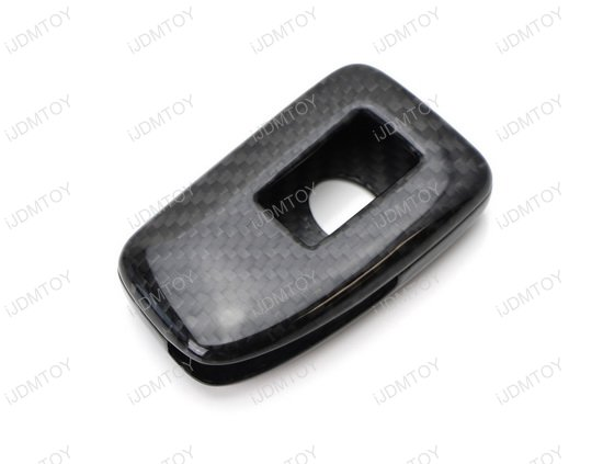 Real Carbon Fiber Lexus Key Shell