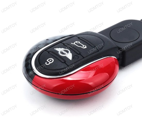 MINI Cooper Key Cap Shell