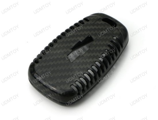 Chevy Real Carbon Fiber Key Case