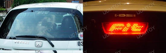 Honda Fit LED Break Lights