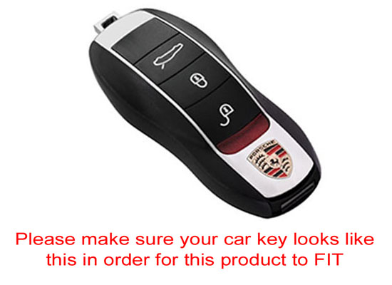 Porsche Silicone Key Holder