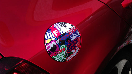 Graffiti JDM Decal Car Sticker