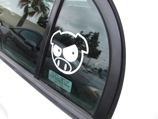 iJDMTOY Car Sticker JDM Decal