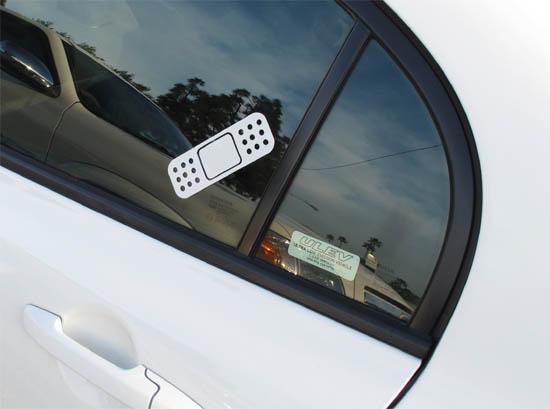 JDM BandAid Band Aid Car Bumper Dent Scratch Cover Vinyl