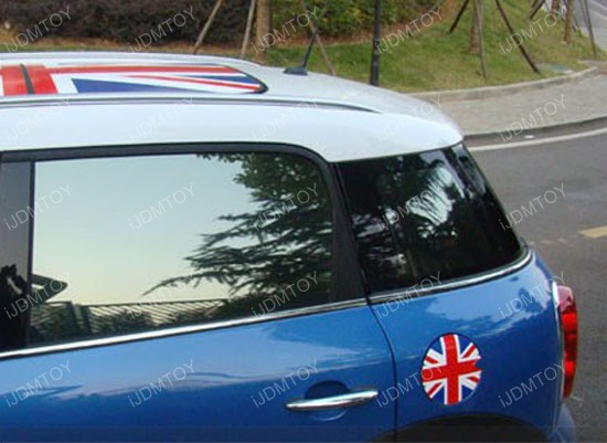 MINI Cooper Gas Cap Sticker
