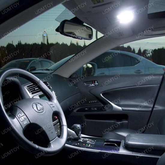 9 smd 5730 6411 6418 c5w led bulbs car interior lights dome lights. Black Bedroom Furniture Sets. Home Design Ideas