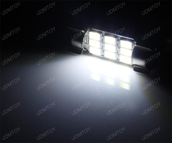 iJDMTOY 5730-SMD Festoon LED Bulbs
