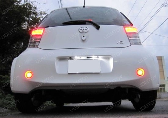Lexus Scion LED Bumper Reflectors